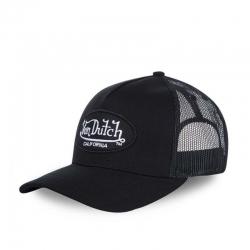 VON DUTCH OG BASEBALL BLACK CAP
