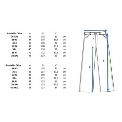 COWBOY MAN TROUSERS BY CITY TEJANO II