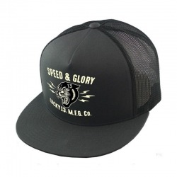 GORRA TRUCKER LUCKY 13 THE PANTHER