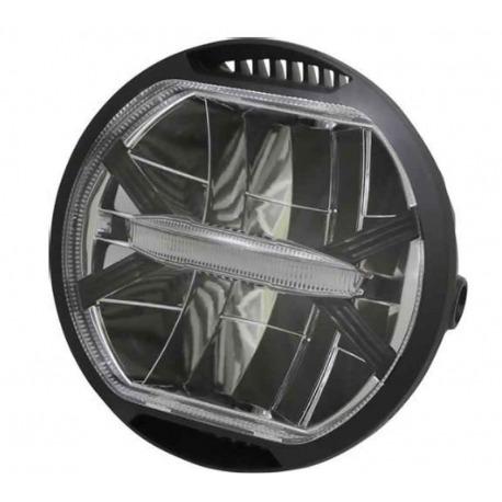 KOSO BLACK LED CENTRAL HEADLIGHT