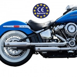 COLAS ESCAPE S&S GRAN NATIONAL HOMOLOGADAS HARLEY DAVIDSON SOFTAIL 18-UP