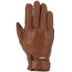 OVERLAP MARRON FLAT TRACK SUMMER GLOVES
