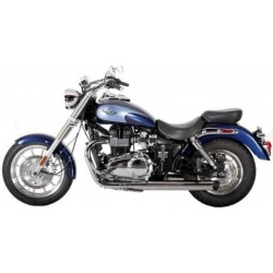 TAILS ESCAPE SLEEPER PRO POLISHED TRIUMPH BONNEVILLE T100 10-15