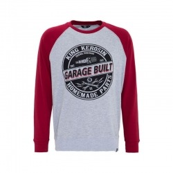SUDADERA KING KEROSIN GARAGE BUILT