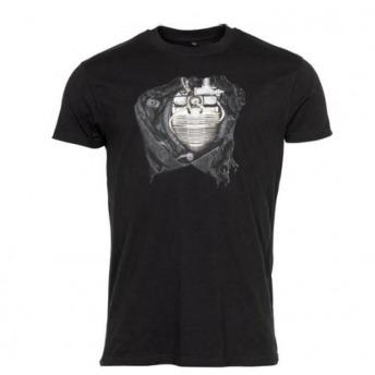 Camiseta negra de mujer, Gas monkey modelo 5 custom13