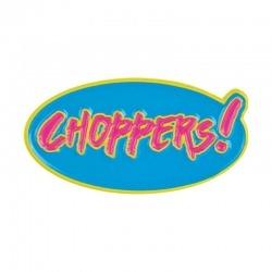 PIN BILTWELL CHOPPERS CYAN