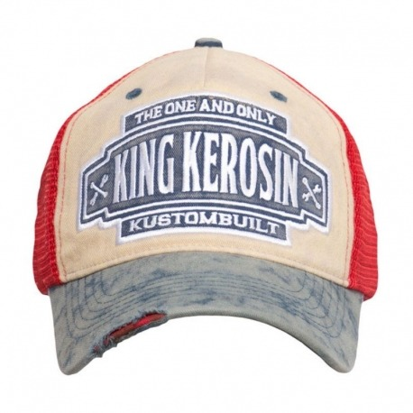 KING KEROSIN KUSTOMBUILT CAP
