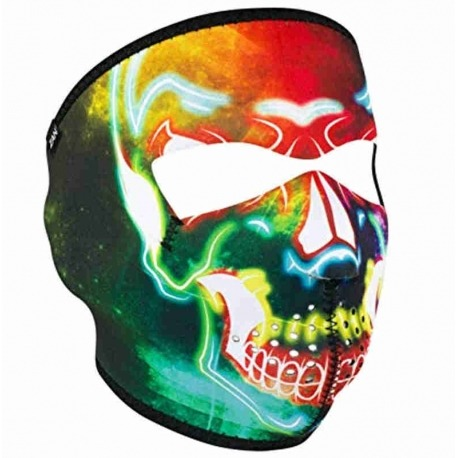 NEOPRENE MASK ZAN HEADGEAR ELECTRIC