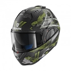 CASCO MODULAR SHARK EVO-ONE 2 SKULD MAT