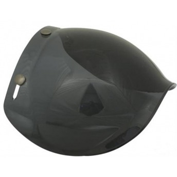 SMOKED BUBBLE SCREEN FOR TORC HELMETS T-50