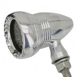 FLASHING LED KEN´S FACTORY BLACK / BRASS