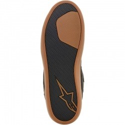 BOOTS ALPINESTARS J-6 WATERPROOF BLACK GUM