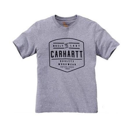CAMISETA CARHARTT WORKWEAR GRIS