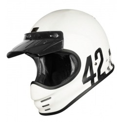 CASCO INTEGRAL ORIGINE VIRGO DANNY BLANCO