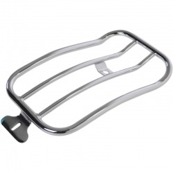 REAR GRILL CHROME MOTHERWELL HARLEY DAVIDSON FLSL 18-UP