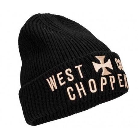 WEST COAST CHOPPERS CROSS BLACK CAP