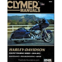 MANUAL DE SERVICIO HARLEY DAVIDSON TOURING 10-13