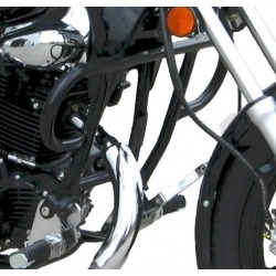 BLACK 30MM SUZUKI MOTOR DEFENSE INTRUDER 125/250