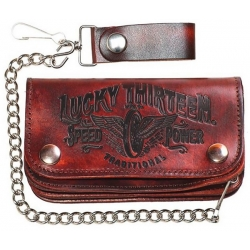 LUCKY 13 TRADITIONAL SPEED WALLET