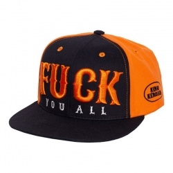 GORRA KING KEROSIN F*CK YOU 3D