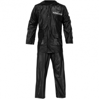 BLACK THOR WATERPROOF RAIN SUIT