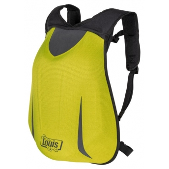 RIGID BACKPACK LOUIS REFLECTIVE YELLOW