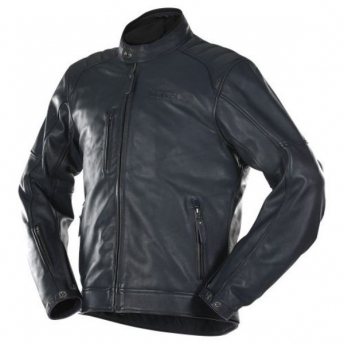 HOMOLOGATED BLACK JOHAN OVERLAP JACKET