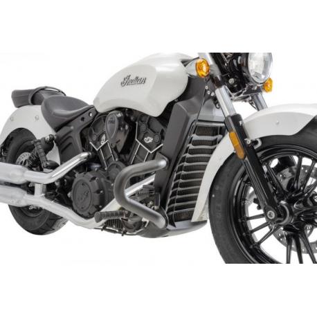 DEFENSA MOTOR NEGRA INDIAN SCOUT 15-UP