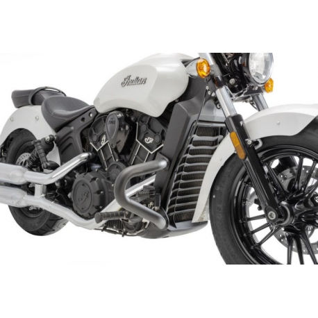INDIAN SCOUT 15-UP BLACK MOTOR DEFENSE