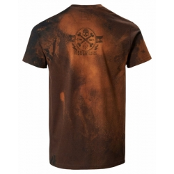 ROUGH CLASSIC CUSTOM RCC DARK DUSTY T-SHIRT