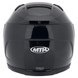 INTEGRAL HELMET MTR S-13 GLOSS BLACK