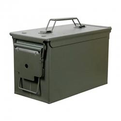 ALFORJA MEDIANA MILITAR BOX NEGRA
