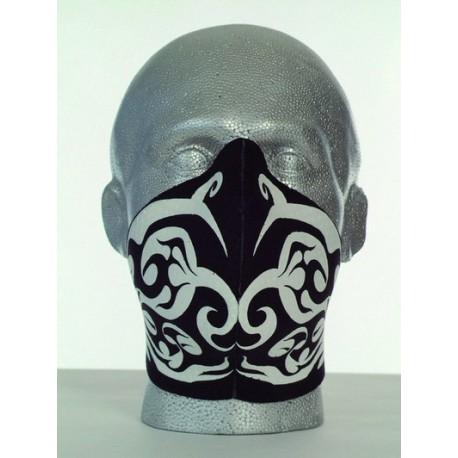 mascara-neopreno-tribalwhite-para-chicas