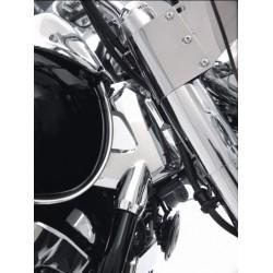 NECK LATERAL FRAME COVER HONDA VTX 1300