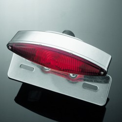 TECH GLIDE APPROVED TAILLIGHT