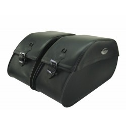 MONSTER SEMI-RIGID SADDLEBAGS XV1600 (560Lx185ax320A mm)