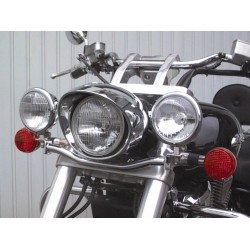 SUPPORT AUXILIARY LIGHTS HONDA VTX1800