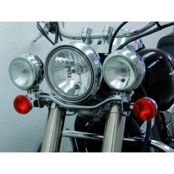 SUPPORT AUXILIARY LIGHTS KAWASAKI VN900 CLASSIC