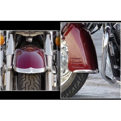 FRONT FENDER TRIMS VTX1300R-S