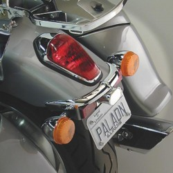 EMBELLECEDOR GUARDABARROS TRASERO HONDA VTX1300C '04-UP