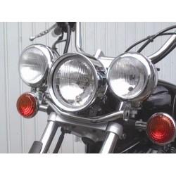 AUXILIARY LIGHTS STAND YAMAHA XV535 VIRAGO