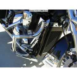 DEFENSE MOTOR 32mm. HONDA SHADOW ACE Linbar VT750C 98-03