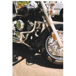 DEFENSA MOTOR 32mm. LINBAR KAWASAKI VN1600 VULCAN 03-08