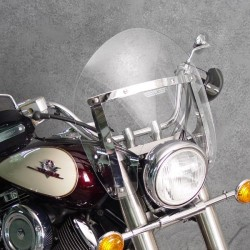 NATIONAL CYCLES SHORTY WINDSHIELD YAMAHA XV1600A