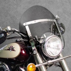 NATIONAL CYCLES tinted SHORTY WINDSHIELD YAMAHA XV1600A