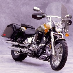 NATIONAL TOURING WINDSHIELD YAMAHA XVS650 CYCLES
