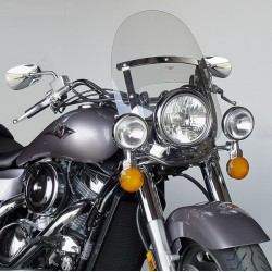 WINDSHIELD KAWASAKI VN1500 RANGER NATIONAL CYCLES