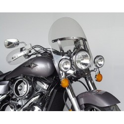 NATIONAL CYCLES LOW BOY WINDSHIELD KAWASAKI VN1500