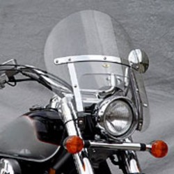 NATIONAL CYCLES LOW BOY WINDSHIELD SUZUKI INTRUDER VL1500LC