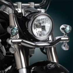 AUXILIARY CONTOUR KIT HEADLIGHTS HONDA VT750 AERO & VT1100 / SABRE